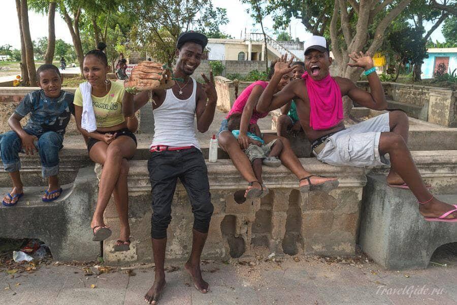 молодые доминиканцы