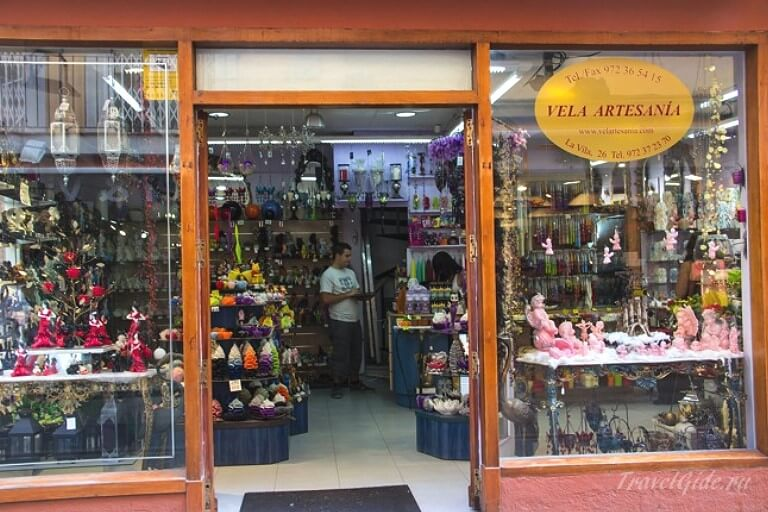 Магазин Vela Artesania