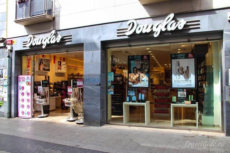 Магазин Douglas