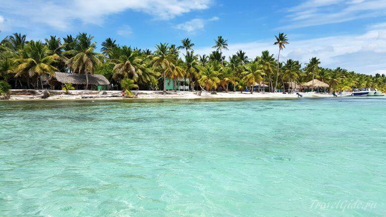 Берег Доминиканы