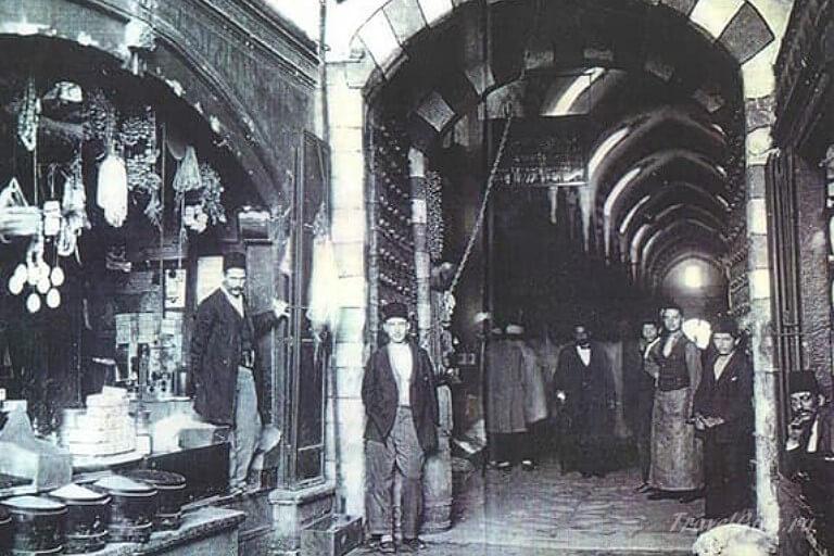 Египетский рынок в 18 веке