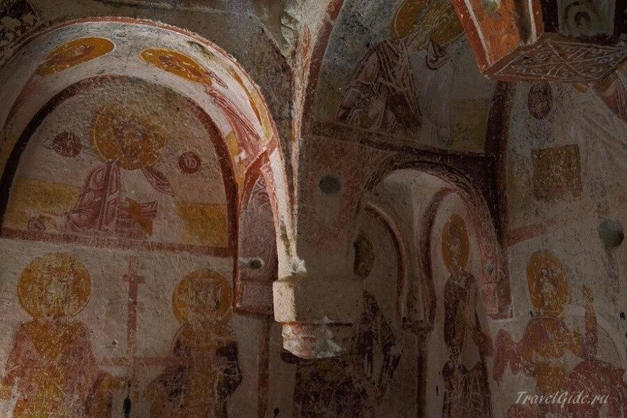 Фрески Подземного Города