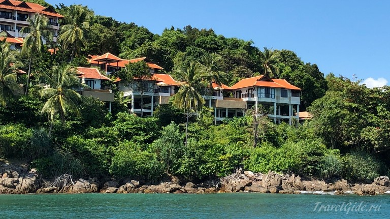 Отель Rawi Warin Resort & SPA Ко Ланта