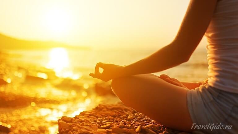 медитация - ретрит на самуи