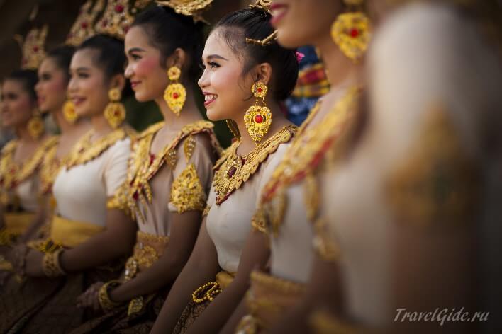 Девушки Таиланда