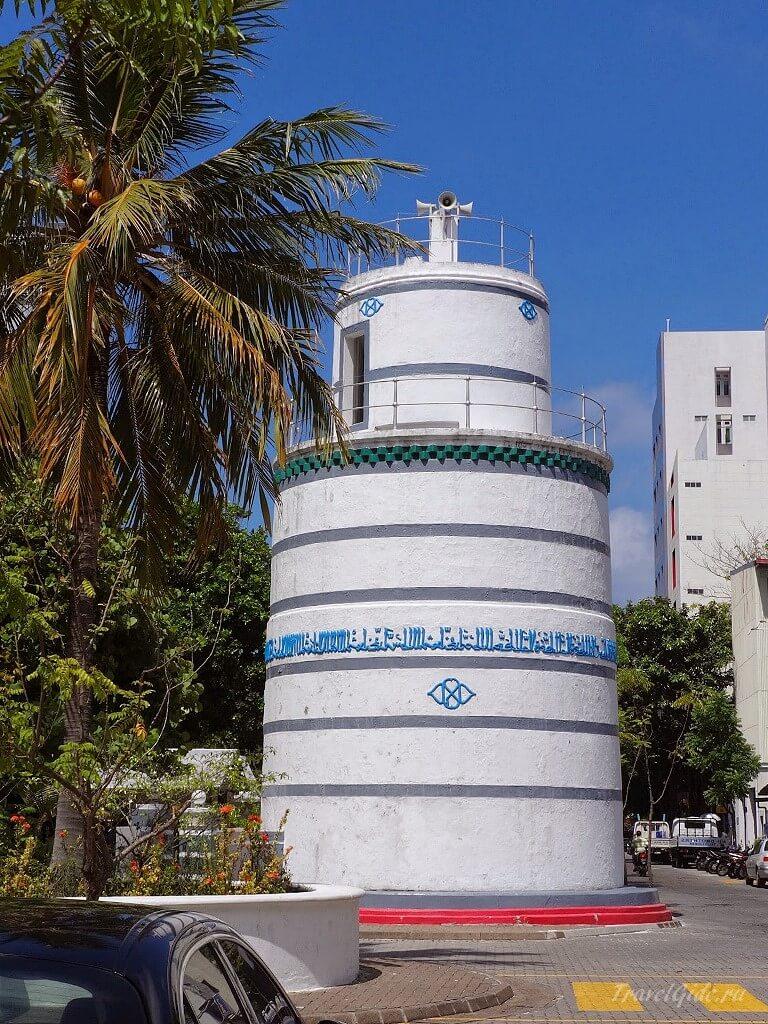 башня султана в Мале