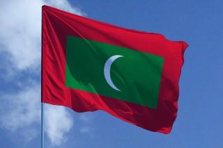 Флаг Республики Мальдивы