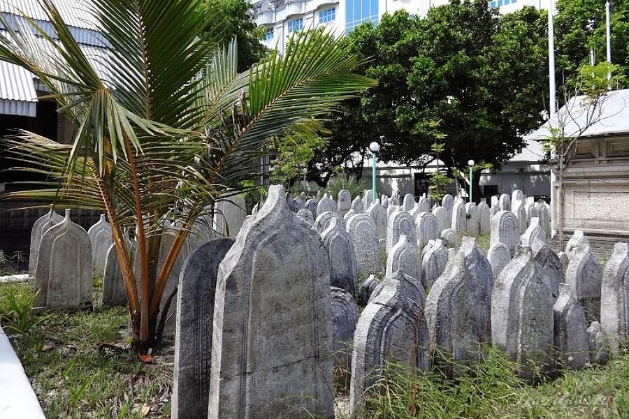 Кладбище султанов в Мале