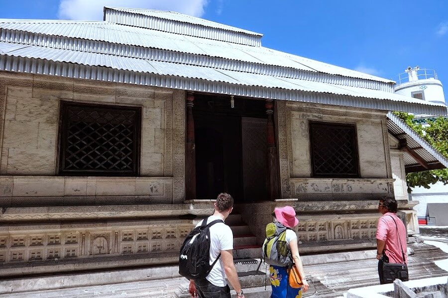 Пятничная мечеть в Мале