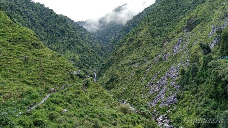 водопад Багсу