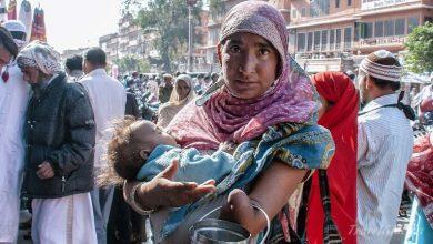 Photo of Нищие и попрошайки в Индии