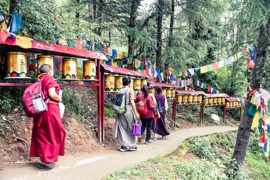 Тропа к храму