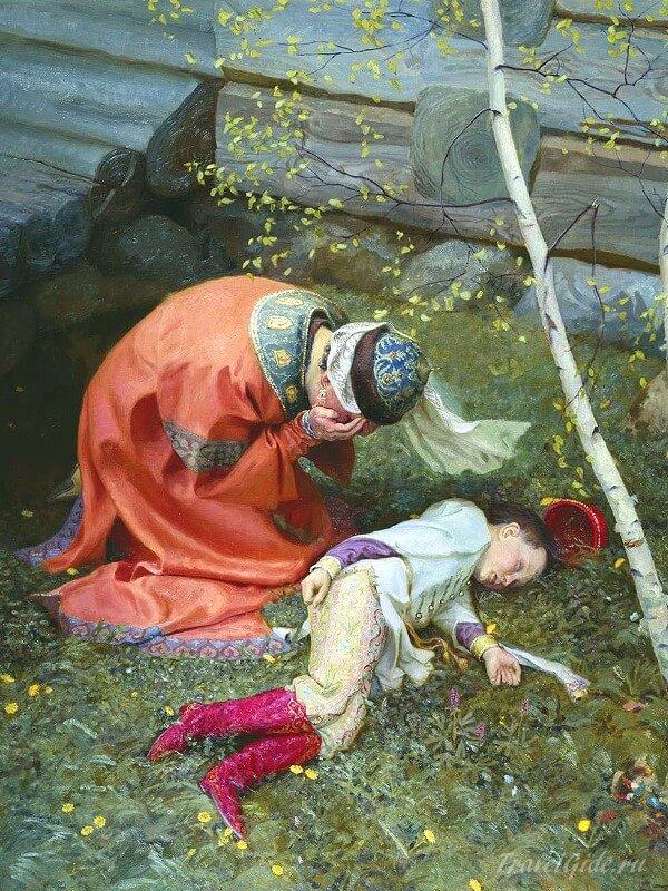 Убийство царевича Дмитрия