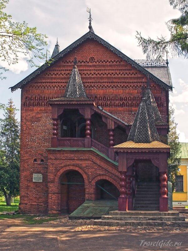 княжеские палаты