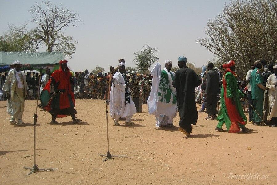 Люди Нигера