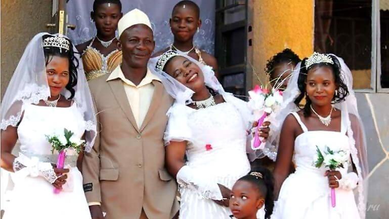 Свадьба в ЮАР