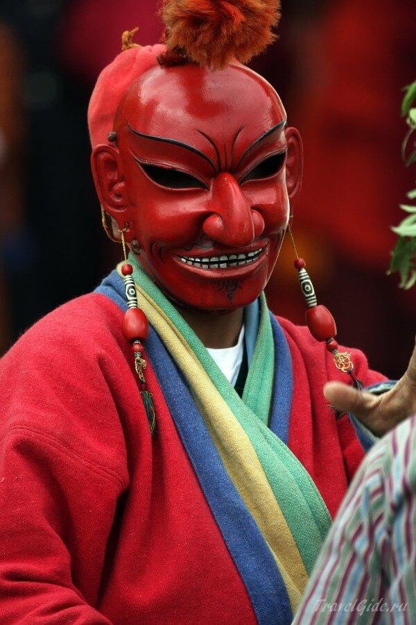 Ламы в Бутане