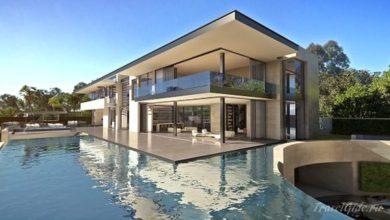 Photo of Оцените экстерьер и интерьер одного из самых дорогих домов США, который сдаётся в аренду.