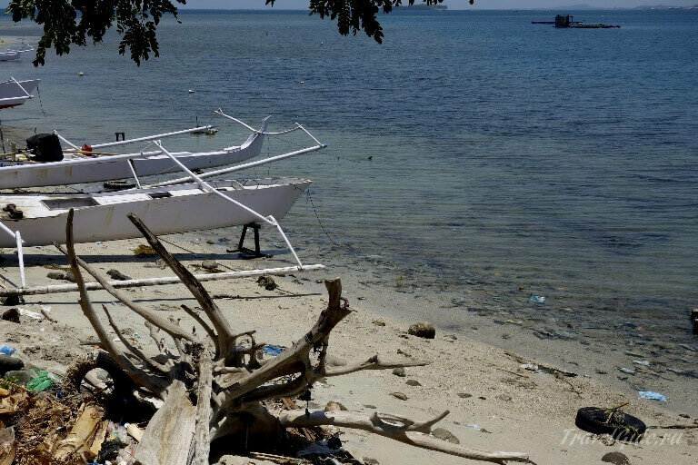 Пляж Северный Сулавеси © Travelgide.ru