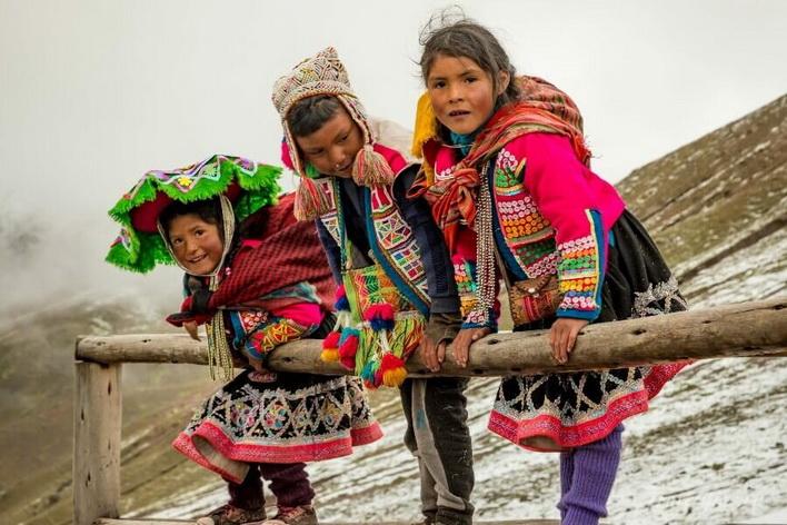 Дети в Перу © Travelgide.ru