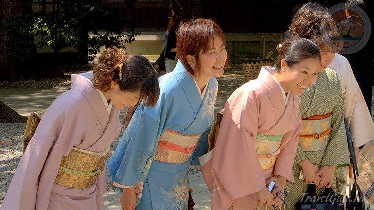Японский поклон