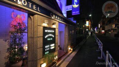 Photo of Лав отель в Японии