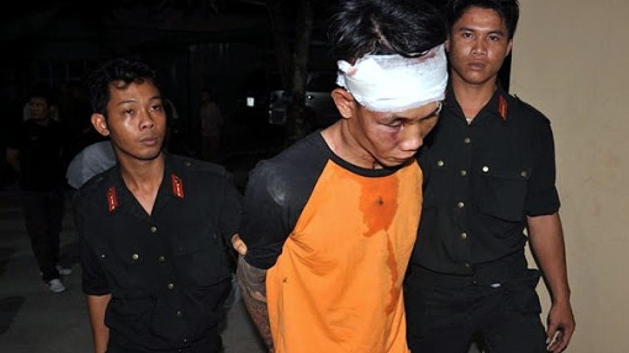 грабитель во Вьетнаме