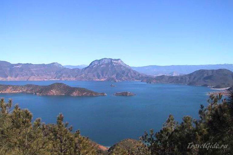 озеро Лугу
