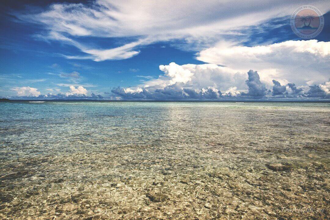 Море Raja Ampat