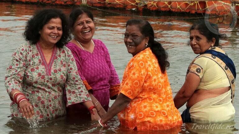 Женщины Индии