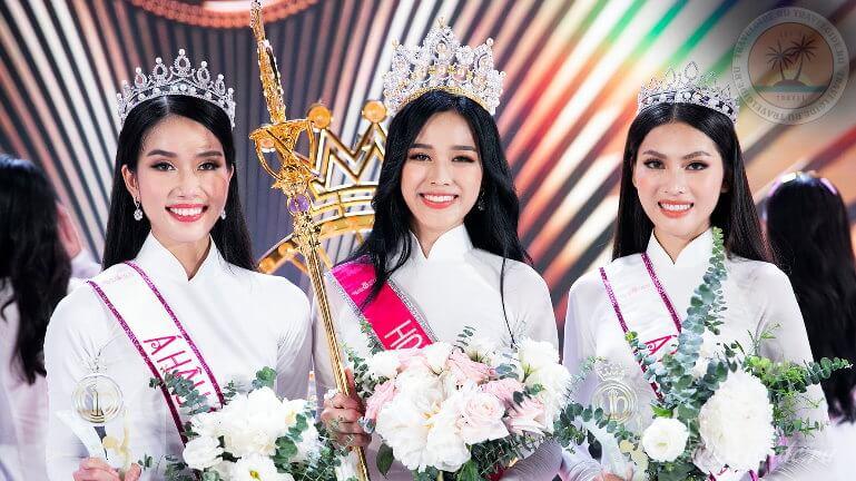 Победительницы Мисс Вьетнам