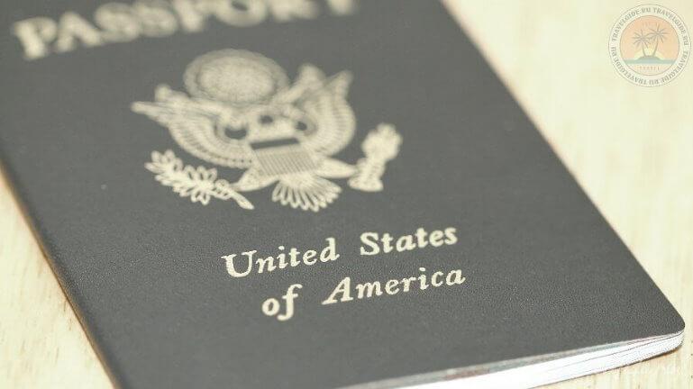 Серый служебный паспорт